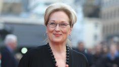 Meryl Streep es una de las mejores actrices de la historia