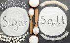 El azúcar o la sal