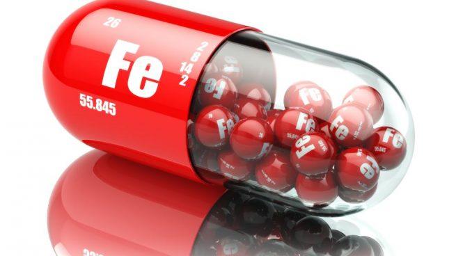 efectos secundarios del hierro en embarazadas