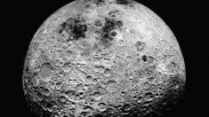 Efecto de luz cinérea de la Luna