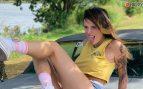 Bella Thorne sorprende con su nueva marca de cigarrillos, ¿de marihuana?