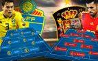 Suecia – España: prohibido hacerse el sueco