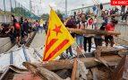 Última hora Cataluña, en directo: Incidentes y altercados en el aeropuerto de El Prat tras la sentencia del procés