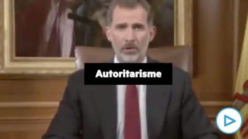 ERC insta los suyos a «persistir» y «caminar hacia la República» en un vídeo tras la sentencia del procés.