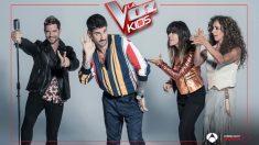 Coaches de 'La Voz