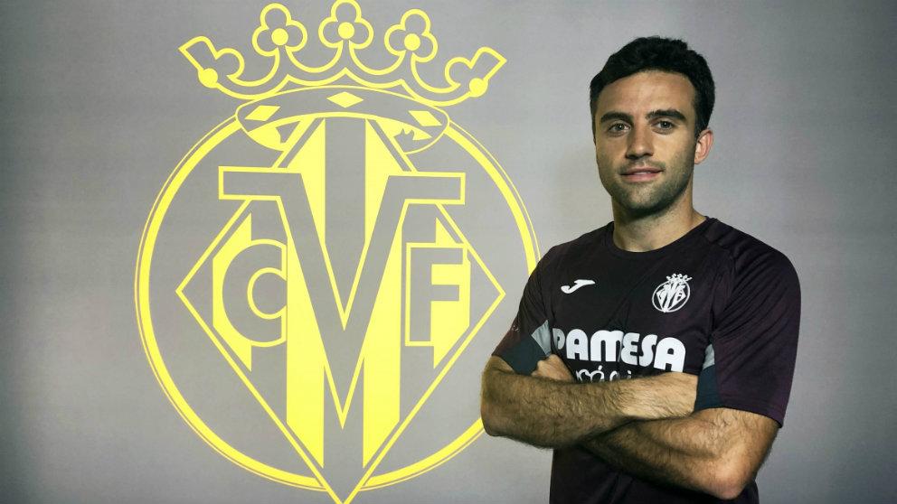 Giuseppe Rossi. (Villarreal Club de Fútbol)