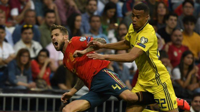Alineación de España