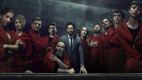 Quinta temporada para 'La casa de papel'