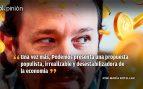 El programa económico de Podemos