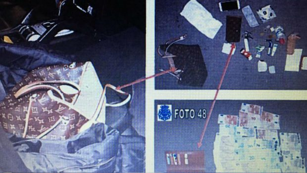 Las fotos del crimen del asesinato de la viuda de la CAM