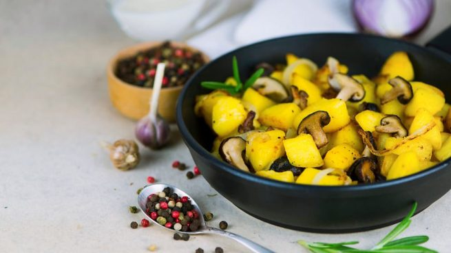 Casa y Jardín- -Gastronomia Receta-de-setas-shiitake-a-la-gallega-1-655x368