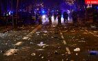 Última hora Cataluña, en directo: Disturbios, cargas policiales y altercados en las manifestaciones de hoy