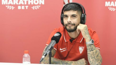 Éver Banega (Sevilla Fútbol Club)