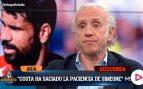 Inda: «Diego Costa podría salir del Atlético en enero»