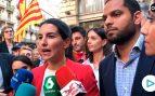 Rocío Monasterio exige en Barcelona que se incluya a los CDR en la lista de grupos terroristas