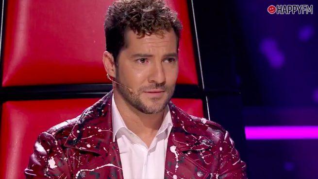 'La Voz Kids': David Bisbal emociona con este especial gesto a un concursante