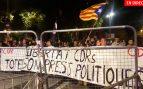 Cataluña, última hora en directo: Cargas policiales en las manifestaciones y protestas de hoy en Barcelona