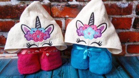 Personalizar toallas (Pinterest)