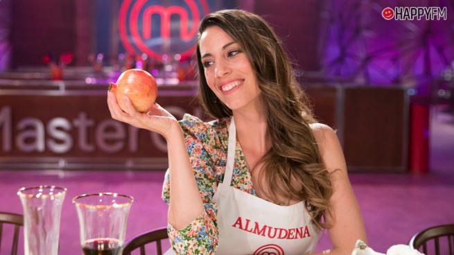 Almudena Cid ('Masterchef Celebrity'), rota de dolor al recordar este accidente