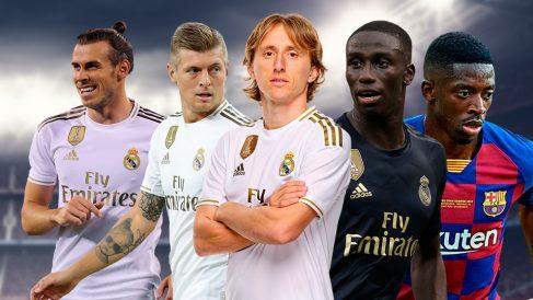 Estos son los jugadores beneficiados por el aplazamiento del Clásico.