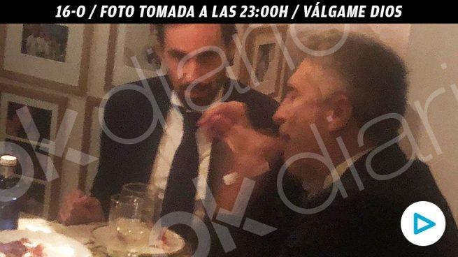 Marlaska podía cenar en el comedor del Ministerio pero prefirió irse a 'Válgame Dios' mientras ardía Barcelona