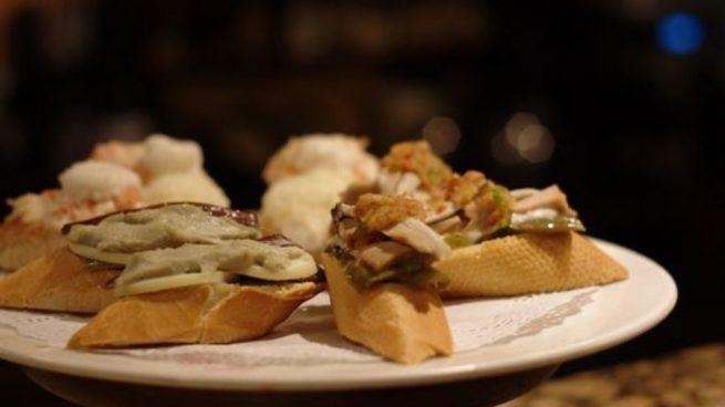 Su participación engloba 138 tapas de distintas culturas gastronómicas.