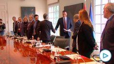 Reunión del 'Comité de Coordinación' para Cataluña.