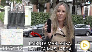 El video que prueba que Marlaska pudo comerse su hamburguesa a sólo dos minutos de su Ministerio