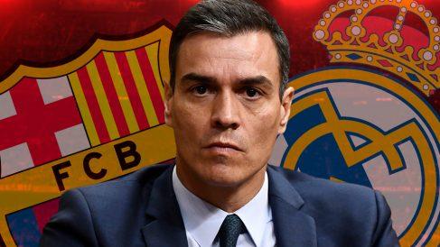 Los bandazos de Pedro Sánchez con el Clásico.