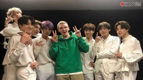 BTS y Lauv colaboración 'Make it right'