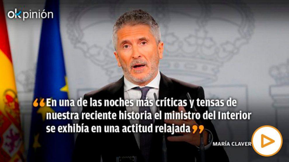 Opinión María Claver
