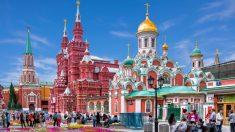 Rusia es el país que abarca una mayor superficie a nivel mundial