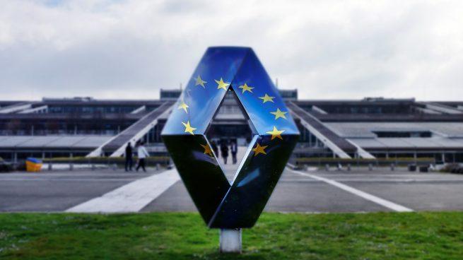 Hundimiento de Renault en Bolsa por encima del 4% tras presentar sus resultados de 2019
