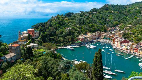 Portofino tiene una belleza única y muy singular