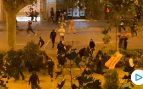 El aumento de la violencia de los manifestantes dificulta la acción policial