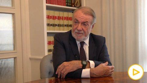 Jaime Mayor Oreja: «La ideología de género es un ataque a la biología y a la ciencia»