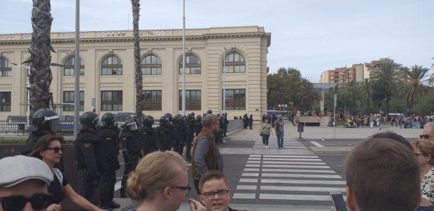 Interior activa a la Guardia Civil para intervenir desde esta misma tarde en Barcelona