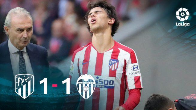 El Atlético entra en crisis