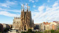 La Sagrada Familia se terminará de construir en el año 2026