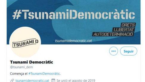 ¿Qué es el Tsunami Democràtic?