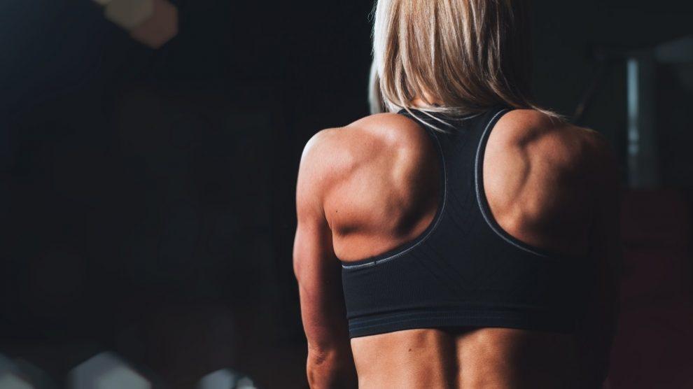 En la espalda se acumula grasa fácilmente cuando subes de peso