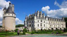 En Francia hay castillos realmente espectaculares