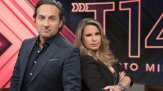 Iker Jiménez y Carmen Porter en 'Cuarto Milenio'