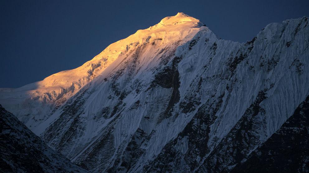 Himalaya nepalí. (Getty)