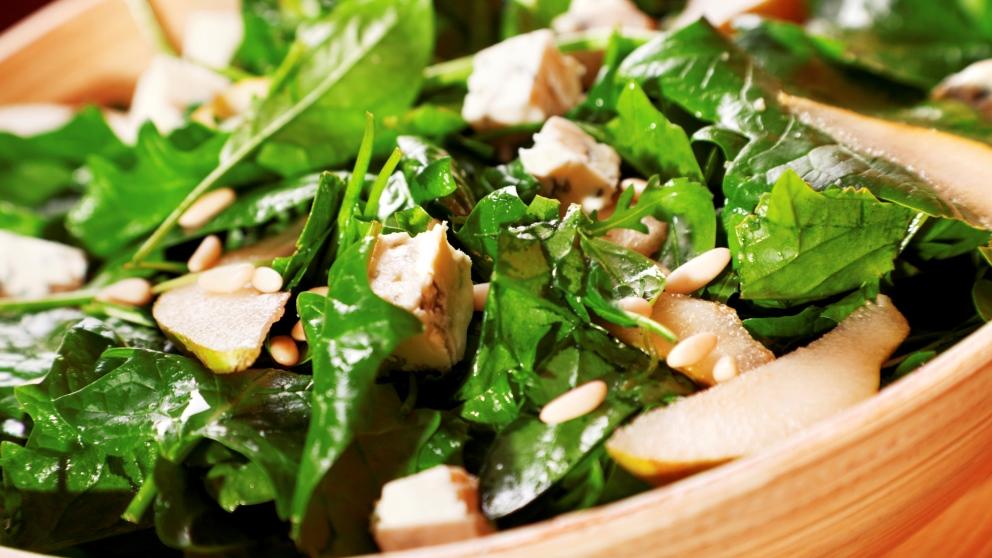 La rúcula es un ingrediente fantástico para las ensaladas