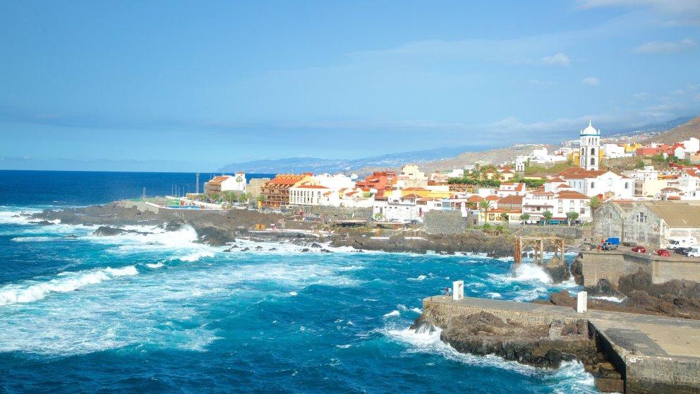 En Tenerife hay pueblos con un encanto único