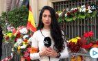 HIleras de personas agradecen a la Policía Nacional su trabajo frente a la Jefatura: «No estáis solos»