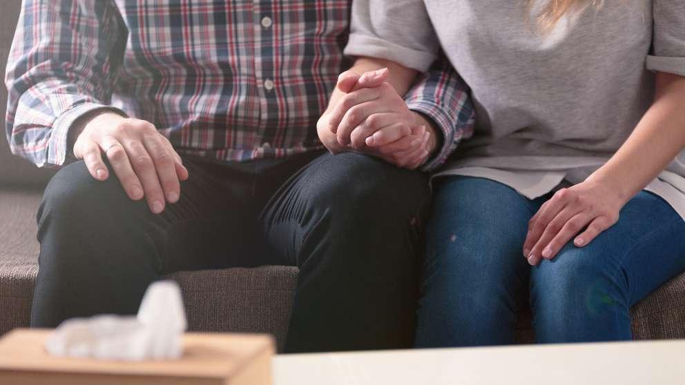 ¿Cómo superar el fallecimiento de la pareja?