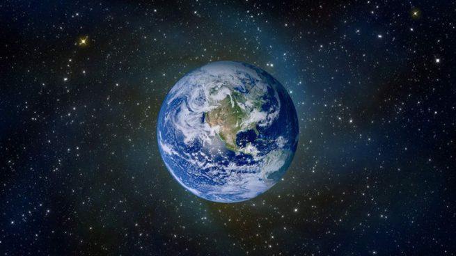 velocidad se mueve la Tierra