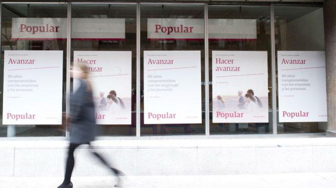 Varios juzgados dan derecho a reclamar su dinero a los accionistas del Banco Popular anteriores a 2016